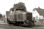 "MaK 220028 - BE ""D 12"" __.05.1980 - Nordhorn