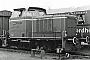 """MaK 220028 - BE """"D 12"""" 08.04.1980 - NordhornKlaus Görs"""