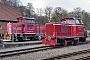 """MaK 220028 - Graf MEC """"D 12"""" 10.04.2016 - Bad Bentheim NordJohann Thien"""