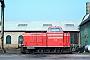 """MaK 220031 - Lollandsbanen """"M 15"""" 02.10.1982 - MariboArchiv Andreas Schmidt"""
