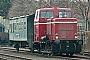 "MaK 220034 - MEM ""DL 2"" 09.12.2006 - Minden-OberstadtIngo Härms"