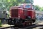 """MaK 220034 - MEM """"DL 2"""" 08.06.2008 - Minden-OberstadtStefan Krause"""
