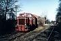"MaK 220034 - WKB ""DL 2"" 20.02.1995 - SchwegermoorRik Hartl"