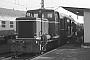 """MaK 220037 - Gelnh. Krb. """"VL 12"""" 04.09.1979 - WächtersbachDietrich Bothe"""
