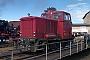 """MaK 220037 - MeV """"VL 12"""" 16.09.2017 - Darmstadt-Kranichstein, EisenbahnmuseumWolfgang Rudolph"""
