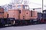MaK 220039 - On Rail 14.04.1987 - Moers, MaKIngmar Weidig