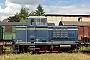 "MaK 220051 - GE ""V 7"" 26.06.2016 - Geesthacht, BahnhofMartin Kursawe"