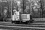 """MaK 220051 - KREVAG """"7"""" 01.05.1980 - Krefeld-NordDr. Günther Barths"""
