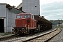 "MaK 220052 - HzL ""V 23"" 28.10.1986 - StettenWerner Brutzer"