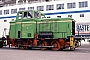 "MaK 220059 - HVB ""3"" 02.09.1989 - Kiel-BollhörnkaiTomke Scheel"