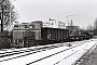 """MaK 220059 - HVB """"3"""" 14.02.1983 - Kiel, WerftbahnstraßeUlrich Völz"""