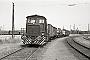 """MaK 220081 - Siegkreis-Eisenbahn """"1"""" 17.09.1967 - Troisdorf, ÜbergabebahnhofHans-Reinhard Ehlers (Archiv Ludger Kenning)"""