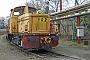 """MaK 220092 - CFL Cargo """"102"""" 21.12.2013 - Pétange-RodangeClaude Schmitz"""