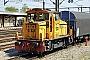 """MaK 220093 - CFL Cargo """"103"""" 04.05.2013 - PétangeMarkus Hilt"""