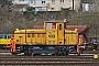 "MaK 220093 - CFL Cargo ""103"" 08.01.2018 - Petingen Johannes de Rond"