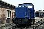 """MaK 220095 - EuroTrac """"02"""" 24.08.2000 - Haldensleben, BahnbetriebswerkDietrich Bothe"""