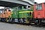 MaK 220100 - LSB 15.10.2016 - Rüti ZH, Sersa Lok Service Balmer LSBWerner Schwan