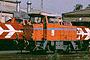 """MaK 220105 - HGK """"21"""" 21.07.1995 - Brühl-VochemPeter Merte"""