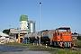 """MaK 220110 - HBG """"6"""" 06.09.2010 - Braunschweig, HafenBernd Muralt"""