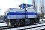 MaK 220118 - Rigips 24.01.2005 - Moers, Vossloh Locomotives GmbH, Service-ZentrumArchiv loks-aus-kiel.de