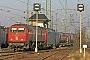 """MaK 30002 - HGK """"DE 11"""" 22.12.2007 - Köln-EifeltorMalte Werning"""