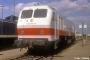 """MaK 30002 - DB """"240 001-8"""" 25.05.1990 - Mannheim, BahnbetriebswerkArchiv Ingmar Weidig"""