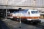 """MaK 30002 - DB AG """"240 001-8"""" 17.02.1994 - Kiel, HauptbahnhofTomke Scheel"""