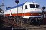 "MaK 30002 - DB ""240 001-8"" 30.05.1990 - Kiel, BahnbetriebswerkTomke Scheel"
