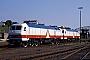 "MaK 30003 - DB ""240 002-6"" 30.05.1990 - Kiel, Bahnbetriebswerk DBTomke Scheel"