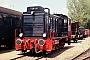 """MaK 360015 - HEF """"V 36 406"""" 03.06.2000 - Darmstadt-Kranichstein, EisenbahnmuseumJulius Kaiser"""