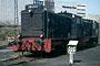 "MaK 360020 - DB ""236 411-5"" Ca.1977 - Frankfurt (Main), Bahnbetriebswerk 2Andreas Umnus"
