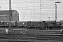 "MaK 360020 - DB ""236 411-5"" 15.07.1968 - Gießen, RangierbahnhofHelmut Philipp"