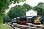 """MaK 360021 - ET """"V 36 412"""" 17.07.2005 - Bad Bederkesa, BahnhofMalte Werning"""