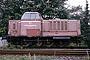"""MaK 400004 - NVAG """"DL 1"""" 31.08.1993 - Niebüll, BahnhofPeter Merte"""