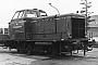 """MaK 400004 - NVAG """"DL 1"""" 07.04.1982 - Niebüll, NVAGKlaus Görs"""