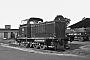 "MaK 400024 - Hahnsche Werke ""D 2"" __.08.1960 - KielArchiv loks-aus-kiel.de"