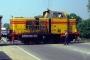 """MaK 400043 - SerFer """"405"""" 29.07.1993 - VicenzaMichael Ulbricht"""