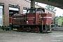 MaK 400045 - MiRO 20.07.1997 - Karlsruhe, GüterbahnhofJoachim Lutz
