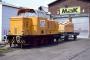 MaK 400055 - RWE-DEA 01.05.1991 - Moers, MaKFrank Larsen