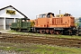 MaK 400055 - EFW 01.05.2005 - Moers, Vossloh Locomotives GmbH, Service-ZentrumMichael Vogel