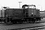 """MaK 400058 - RLE """"D 61"""" 01.08.1981 - Neheim-HüstenKlaus Görs"""