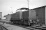 """MaK 500003 - Moselbahn """"V 64"""" 08.08.1969 - Trier, MoselbahnhofHelmut Philipp"""