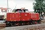 "MaK 500004 - Ilmebahn ""V 60.03"" 29.05.1991 - Einbeck Mitte, BahnhofChristoph Weleda"