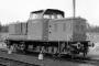 "MaK 500004 - AKN ""V 2.004"" 29.09.1982 - Hamburg-Billbrook, BahnbetriebswerkHelmut Philipp"