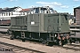 "MaK 500011 - NSB ""Di 2.803"" 14.08.1962 - Oslo, HauptbahnhofDieter Hauss (Archiv ILA Barths)"
