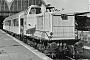 "MaK 500012 - KSE ""V 61"" 04.08.1977 - Kiel, HauptbahnhofKlaus Görs"