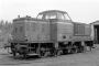 "MaK 500013 - WZTE ""280"" 12.05.1972 - Zeven, BahnbetriebswerkHelmut Philipp"