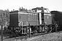 """MaK 500013 - WZTE """"280"""" 10.10.1979 - Zeven, Bahnhof SüdDietrich Bothe"""