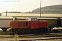 """MaK 500017 - Ilmebahn """"V 601"""" 26.04.1976 - Langelsheim, BahnhofStefan Motz"""