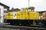 """MaK 500042 - Rheinsalinen """"2"""" __.11.2000 - Moers, Vossloh Locomotives GmbH, Service-ZentrumRolf Alberts"""